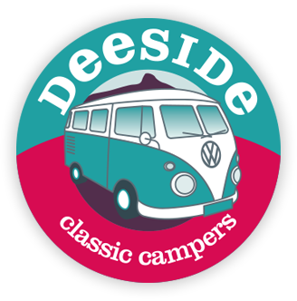 VW Camper Van Hire in Scotland - Deeside Classic Campers
