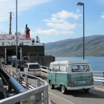 3. Boarding the Ferry to Stornoway