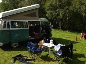 campsite braemar