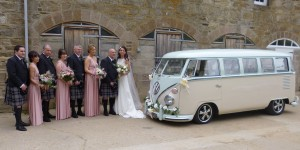 Bridal party ANGUS VW