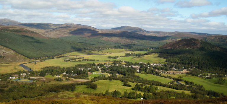 Royal Deeside and Moray Coast
