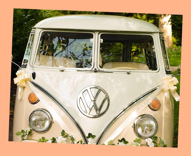 Wedding vehicles