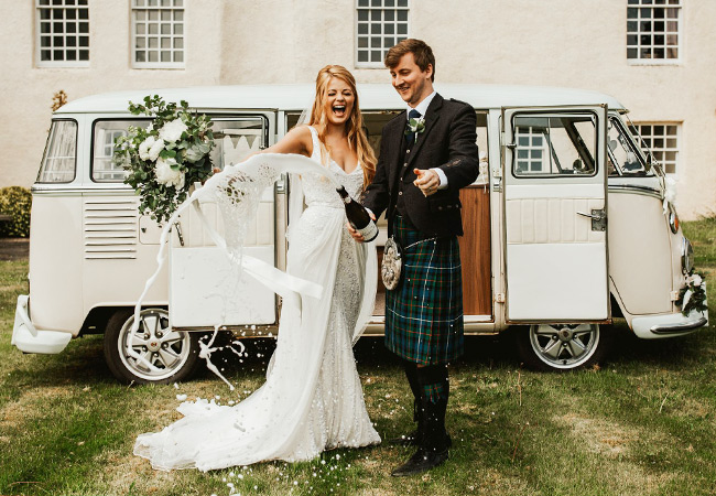 Angus Campervan Hire Scotland