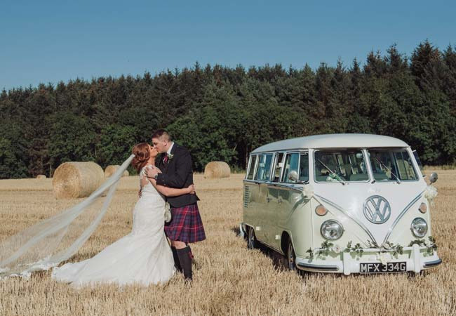 Archie Campervan Hire Scotland